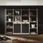 Shelves composition